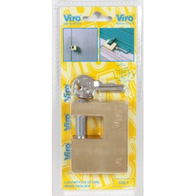 VIRO ART. 505.7 LUCCHETTO SERRANDE MM. 50
