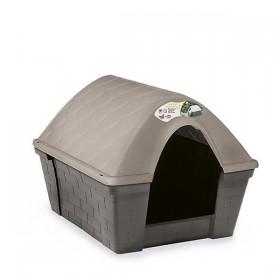 Cuccia per cani in plastica resistente Casa Felice Grande