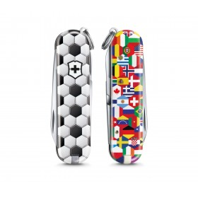 VICTORINOX CLASSIC MM. 58 LIMITED EDITION 2020 World Of Soccer