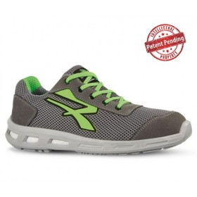 UPOWER SAFETY SHOES SUMMER S1P SRC WITH ALUMINUM TOECAP TG. 35