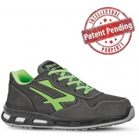 UPOWER SAFETY SHOES LOW YODA S3 SRC WITH ALUMINUM TOECAP TG. 35