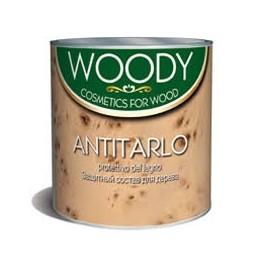 WOODY ANTITARLO PROTETTIVO PER LEGNO INCOLORE ML. 500