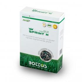 MASTER GREEN SPRINT N CONCIME PER PRATO CON ALTO TENORE DI AZOTO NPK 27-0-24 KG. 2