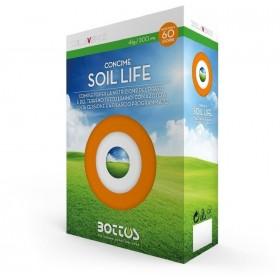 ZOLLAVERDE SOIL LIFE CONCIME ORGANO MINERALE NPK 16-0-15 +2MgO+16% S.O. KG. 4