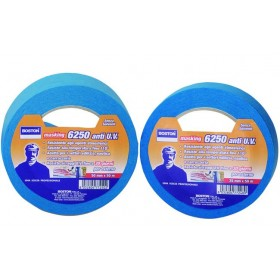 BOSTON NASTRO MASCHERA BLU PER ESTERNI MM. 25 MT. 50