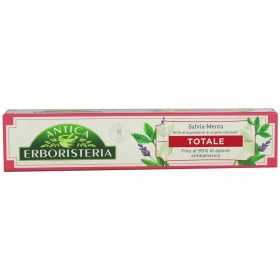 ANTICA ERBORISTERIA DENTIFRICIO TOTALE SALVIA MENTA ML. 75