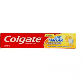 COLGATE DENTIFRICIO ANTITARTARO PLUS WHITENING ML. 75