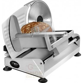 Bomann MA451CB electric slicer with stainless steel blade cm. 19 watts. 150