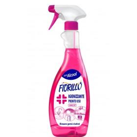 fiorillo sanitizing spray ml. 750