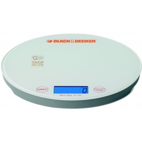 BLACK AND DECKER ART. SK3050 DIGITAL ELECTRONIC SCALE KG. 3