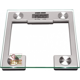 BLACK AND DECKER WEIGHING SCALE MOD. BK30