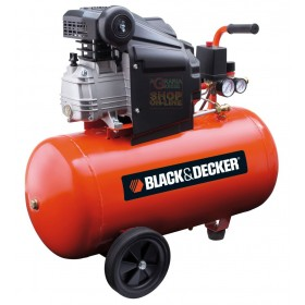 BLACK AND DECKER COMPRESSOR 220V Mod. BD 205/50 HP. 2.0 LT. 50