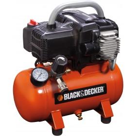 BLACK AND DECKER ELECTRIC COMPRESSOR LT. 6 HP. 1.5