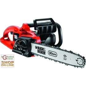 BLACK AND DECKER ELECTRIC CHAINSAW MOD. GK1835TX CM.35 1800 WATT