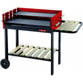 BARBECUES SANDRIGARDEN SG 73-53 C/RUOTE 73X53 CM