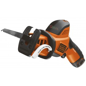 BLACK AND DECKER SEGA A BATTERIA LITIO 10.8V 1,5 AH ART.
