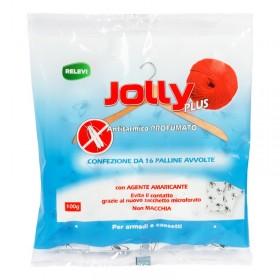 JOLLY PLUS ANTITARMICO PROFUMATO 16 PALLINE AVVOLTE BUSTA 100