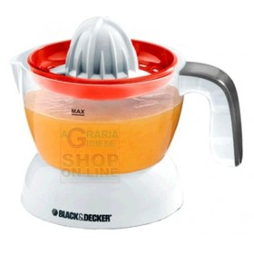 BLACK AND DECKER CITRUS JUICER MODEL CJ200 LT. 0.500 WATT. 30