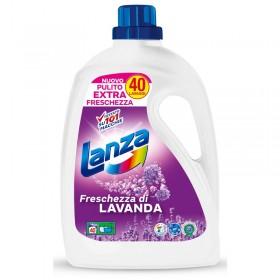 LANZA WASHING MACHINE LIQ.40 WASHING FRESH LAVENDER