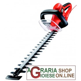 BLACK AND DECKER ELECTRIC HEDGE TRIMMER W.650 CM.60 GT6026