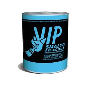 VIP SMALTO AD ACQUA HP SATINATO NERO 905 ML. 375