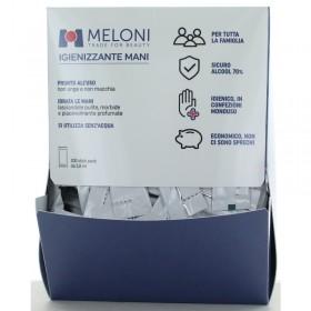 MELONI IGIENIZZANTE MANI 70% ALCOOL BUSTINA MONODOSE 2 8 ML
