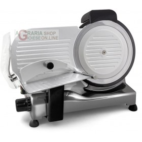 ELECTRIC SLICER REBER TF25 BLADE CM. 25 WITH FIXED SHARPENER WATT 140