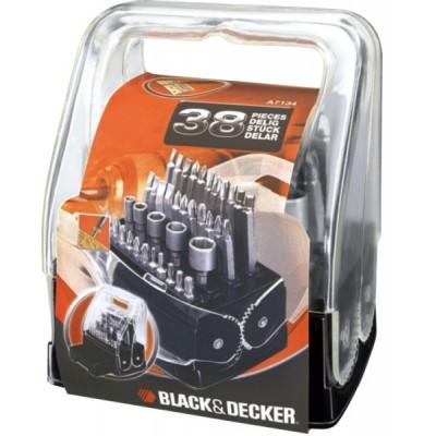 BLACK DECKER ART.A7134XS GIFT SET 38 PCS