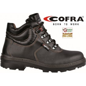 COFRA HIGH ANTI-HOLE SHOES PARIS S3 N. 39 to 46