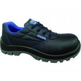 HU-FIRMA CLASSIC SAFETY SHOES LOW BLACK SIZE 38 TO 47