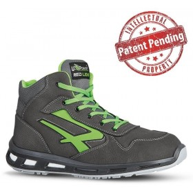 UPOWER SAFETY SHOES HIGH HUMMER S3 SRC WITH ALUMINUM TOECAP TG.