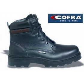 COFRA HIGH ANTI-HOLE SHOES SIOUX