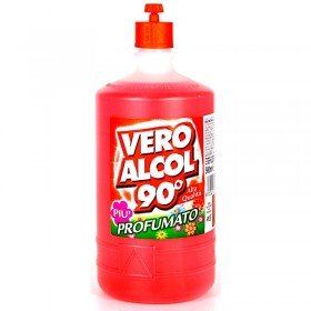 DENATURATED ALCOHOL PROF. 500CC SAI 90 DEGREES