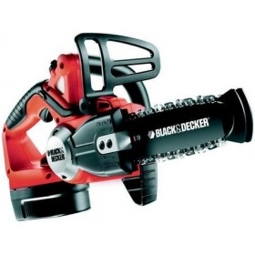 BLACK DECKER BATTERY-POWERED ELECTRIC SAW GKC1817K2 1 BATTERIES