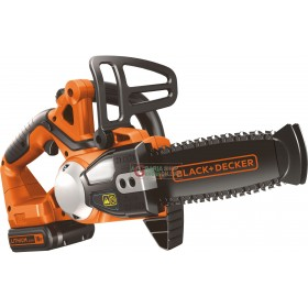 BLACK DECKER ELECTRIC SAW WITH LITHIUM BATTERY 18V 2.0 AH GKC1820L20 CM. 20