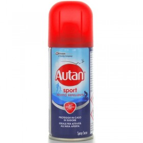 AUTAN SPORT INSECT DRY REP 100ml