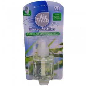 AIR FRESH RICARICA FRESCO MATTINO 90 GIORNI PER DIFFUSORE ELETTRICO