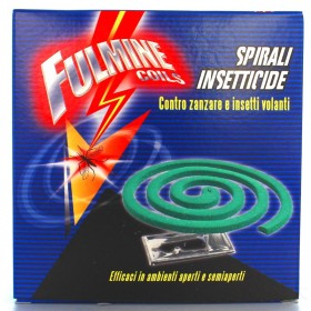 LIGHTNING INSECTICIDE SPIRALS 10 PCS