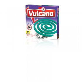 VULCANO SPIRALS 10 PCS CLASSIC AGAINST MOSQUITOES AND PAPPATACI