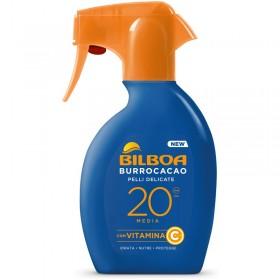 BILBOA BURROCACAO TRIGGER SPF20 PELLI DELICATE 250 ML