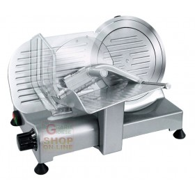 ELECTRIC SLICER RGV PROFESSIONAL LUXURY 25 GL BLADE MM. 250