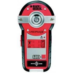 BLACK DECKER BDL230 LASER LEVEL WITH METAL DETECTOR WITH 9V BATTERY