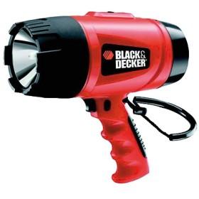 BLACK DECKER RECHARGEABLE TORCH LS301