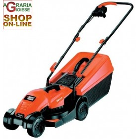 BLACK DECKER ELECTRIC LAWN MOWER EMAX 32 S 1200 WATT
