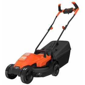 BLACK DECKER ELECTRIC MOWER MOD. BEMW451BH WATT. 1200 BLADE CM. 32