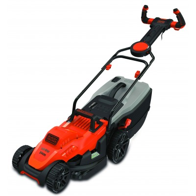BLACK DECKER ELECTRIC MOWER MOD. BEMW461ES WATT. 1400 BLADE CM.