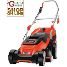 BLACK E DECKER ELECTRIC LAWN MOWER EMAX 38 I