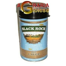 BLACK ROCK MALT FOR DRY LAGER BEER