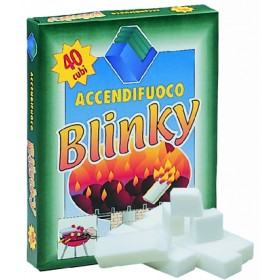 BLINKY FIRE LIGHTER 40 CUBES GR. 360
