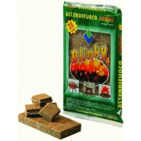 BLINKY ECOLOGICAL FIRE LIGHTER 32 CUBES 79065-05 / 4